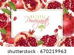 vector horizontal banner with...   Shutterstock .eps vector #670219963