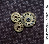 Small photo of watch mechanism details