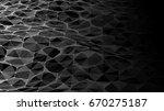 vector abstract futuristic... | Shutterstock .eps vector #670275187