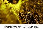 beutiful bokeh abstract... | Shutterstock . vector #670335103