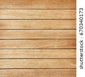 brown wood wall plank texture... | Shutterstock . vector #670340173