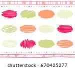 vector collection of retro...   Shutterstock .eps vector #670425277