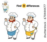 find differences  education... | Shutterstock .eps vector #670444477