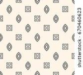 seamless pattern with gemstones ... | Shutterstock .eps vector #670460623