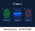 vector fingerprint ...