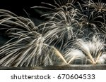 Details Of Fireworks On The...