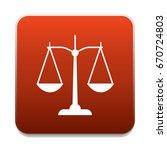 balance icon   Shutterstock .eps vector #670724803