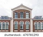 leiden  netherlands   sep 5 ...   Shutterstock . vector #670781293