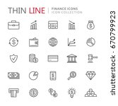 Collection Of Finance Thin Lin...