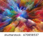color burst series. design... | Shutterstock . vector #670858537