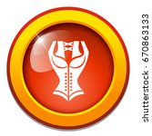 woman corset icon   Shutterstock .eps vector #670863133