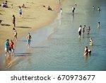 cascais portugal   april 28 ... | Shutterstock . vector #670973677