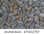 rocks | Shutterstock . vector #671012707