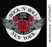 Girl Gang New York Rock And...