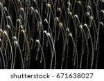 abstract lights | Shutterstock . vector #671638027