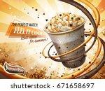 Caramel Mocha Cocoa Smoothie...