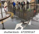 nottingham  england   november...   Shutterstock . vector #672050167
