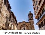 valencia  spain | Shutterstock . vector #672160333