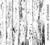 grunge wood overlay texture.... | Shutterstock .eps vector #672166663