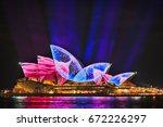 sydney  australia   14 june... | Shutterstock . vector #672226297