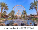 florida  usa   january 05  2016 ... | Shutterstock . vector #672257767