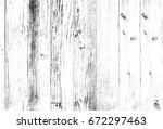 black and white grunge... | Shutterstock . vector #672297463