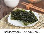 Nori Sheet Dried Seaweed ...