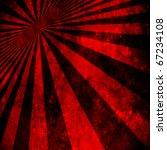 Grunge Background With Stripe...