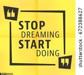 Quote Motivational Square...
