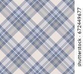 seamless tartan plaid pattern....   Shutterstock .eps vector #672449677