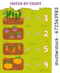 Counting Game For Preschool...