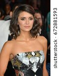 """Small photo of LOS ANGELES, CA - JANUARY 19, 2017: Nina Dobrev at the Los Angeles premiere for """"XXX: Return of Xander Cage"""" at the TCL Chinese Theatre, Hollywood."""