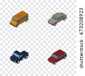 isometric transport set of...
