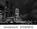 concept black and white photo... | Shutterstock . vector #673265053