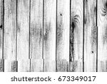 grunge texture black and white. ... | Shutterstock . vector #673349017