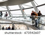 germany  berlin   april  21 ... | Shutterstock . vector #673542607