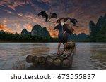 Guilin Fisherman Fisherman Of...