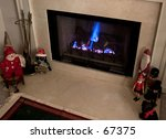 fireplace | Shutterstock . vector #67375