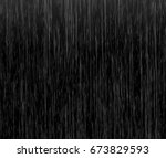 heavy rain background. abstract ... | Shutterstock . vector #673829593