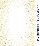 stardust vector banner pattern. ... | Shutterstock .eps vector #674015947