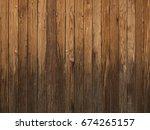 Old Board Wall