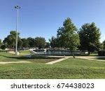 kentpark  sakarya  turkey. jul...   Shutterstock . vector #674438023