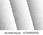 abstract halftone dotted...