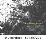 vector illustration of cement... | Shutterstock .eps vector #674557273
