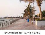 jeddah  saudi arabia   may 20 ... | Shutterstock . vector #674571757