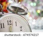 Alarm Clock On Christmas...