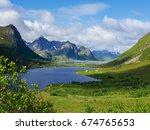 lofoten | Shutterstock . vector #674765653