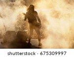 madrid   jun 23  every time i...   Shutterstock . vector #675309997