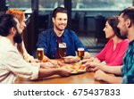 leisure  food and drinks ... | Shutterstock . vector #675437833
