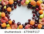Delicious Ripe Summer Fruits ...